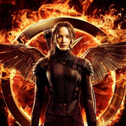 Katniss Everdeen from 'The Hunger Games: Mockingjay Part 2'
