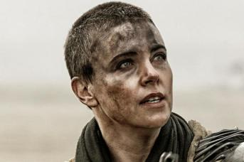 Imperator Furiosa from 'Mad Max: Fury Road'